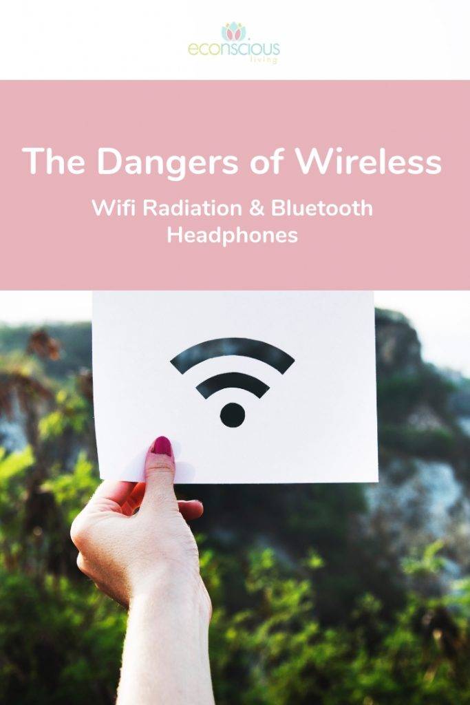 Pin The Dangers of Wireless: Wifi Radiation & Bluetooth Headphones to Pinterest