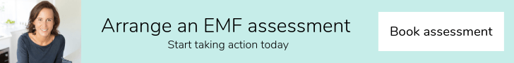 Click to arrange an EMF assessment