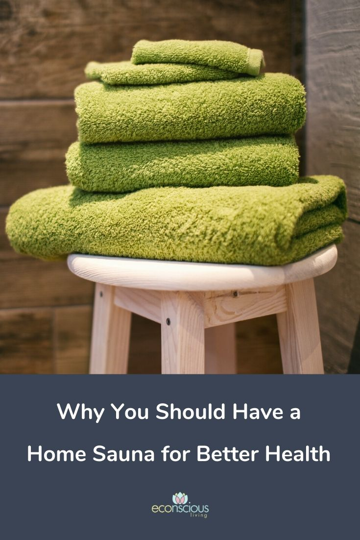 Pin Why You Should Have a Home Sauna for Better Health to Pinterest