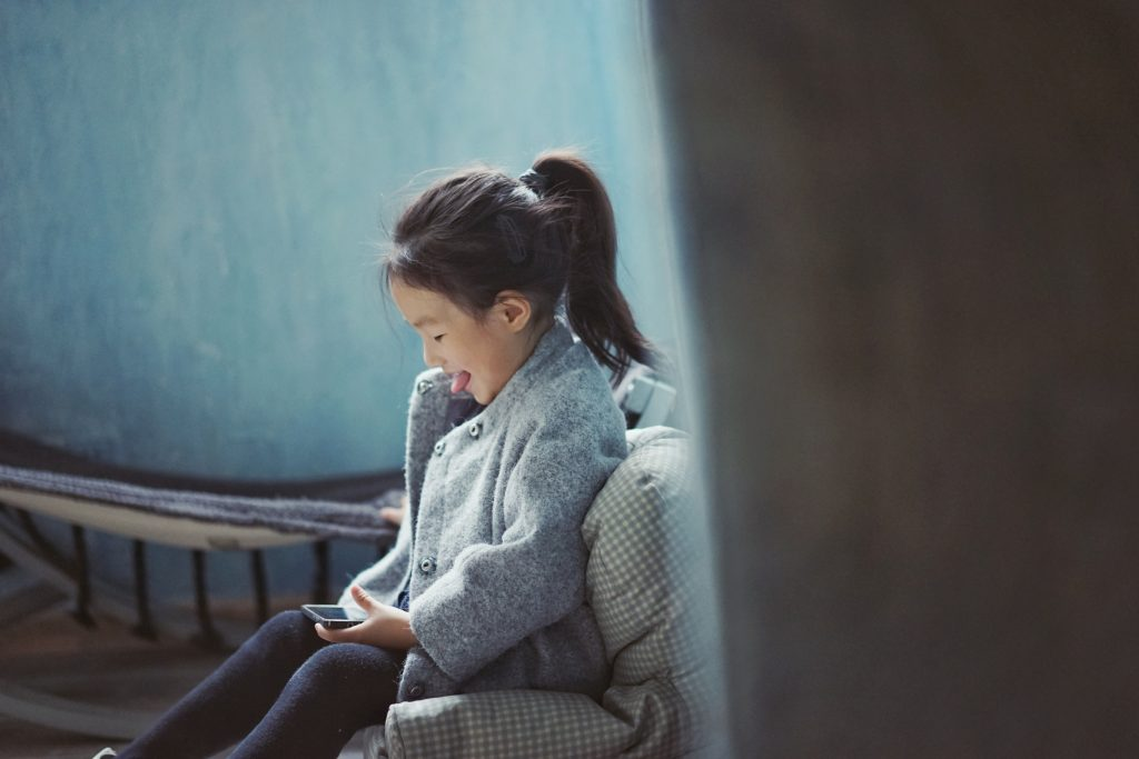 Children and technology health effects