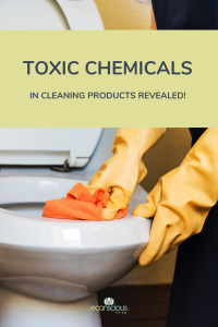 chemicals in cleaning product revealed