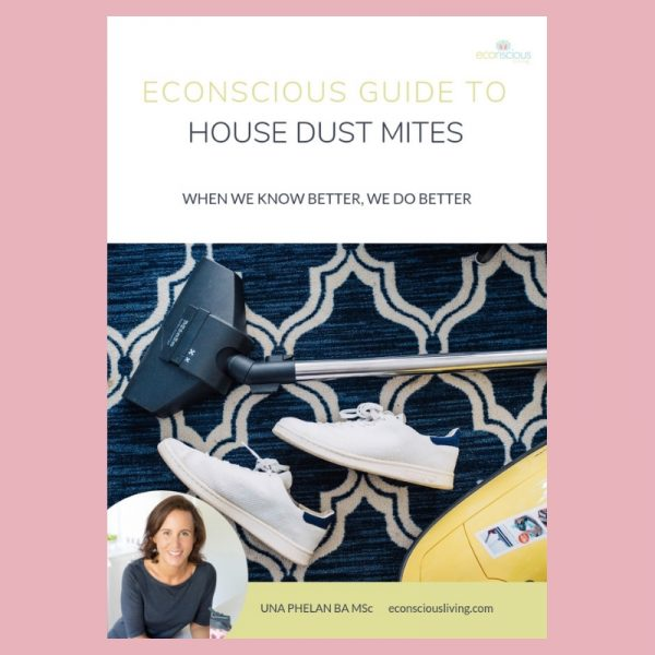 house dust mites guide cover