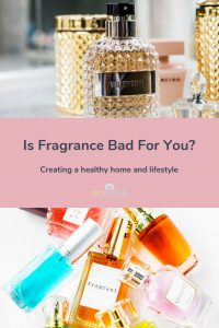 Is Fragrance Bad For You Pinterest graphic
