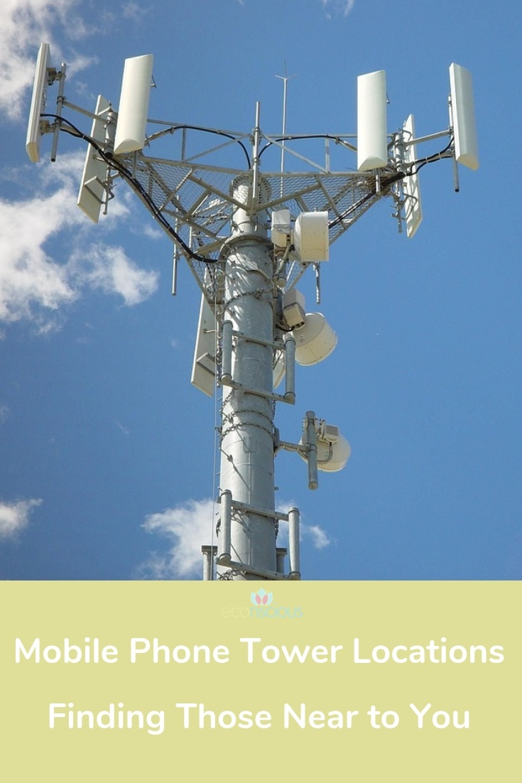 Pin Mobile Phone Tower Locations: Finding Those Near to You to Pinterest