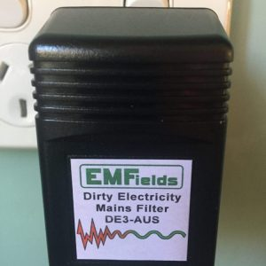 EMFields dirty electricity filter