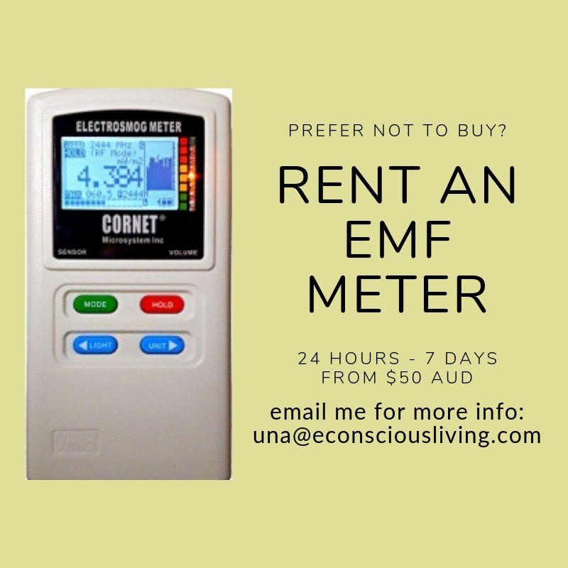 rent an EMF meter from $50