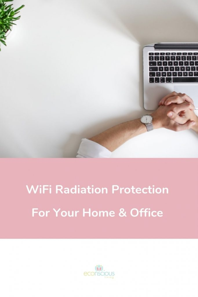 Pin Quick Guide to WiFi Radiation Protection to Pinterest
