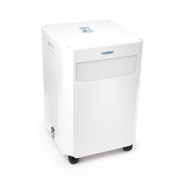 Front of the DE20 Air Purifier
