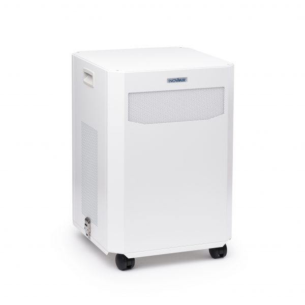 The E20 Plus Air Purifier front