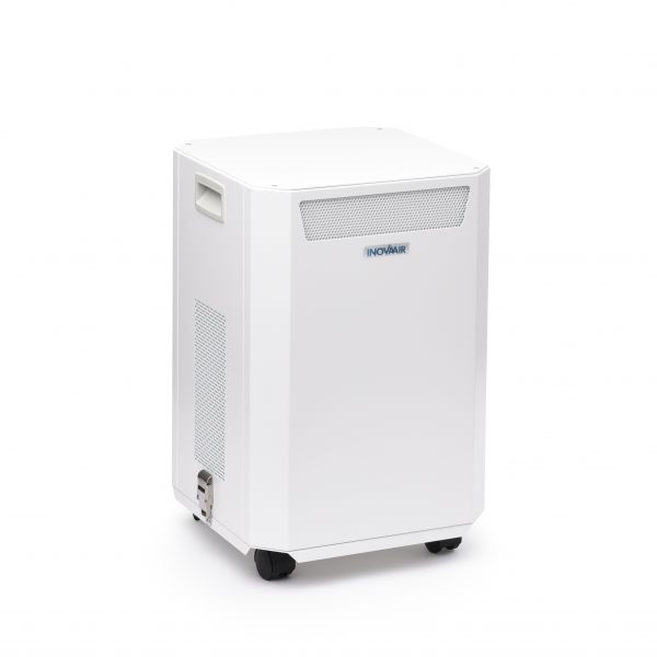 Front of Airclean E7 E8 Air Purifier