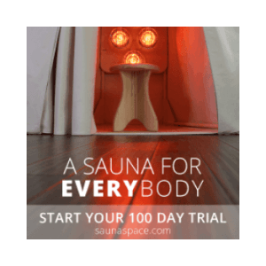 Infrared Sauna from SaunaSpace