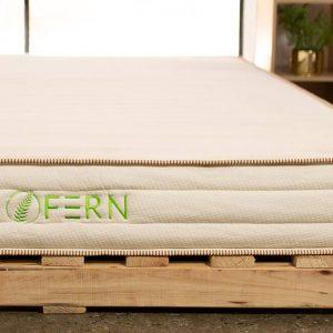 Fern Earth natural mattress
