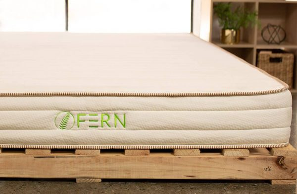 Fern Earth natural mattress