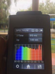 outdoor-light-spectrometer